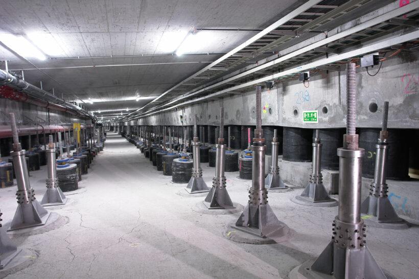 Chienbergtunnel Dsc3373 Geotechnisches Institut AG