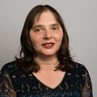 Portrait Liselotte Zaugg