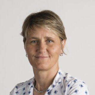 Portrait Erika Röthlisberger
